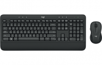 Logitech MK545 ADVANCED Wireless Keyboard and Mouse Combo
