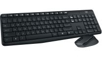 Logitech MK315 Quiet Wireless KBM Combo