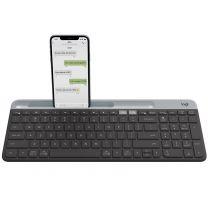 Logitech K580 Slim Multi-Device Wireless Keyboard - Graphite