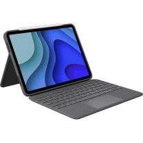 """Folio Touch Backlit Keyboard Case For iPad Pro 11"""" (1st, 2nd & 3rd gen) - Graphite"""