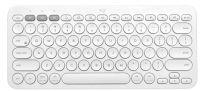 K380 for Mac Multi-Device Bluetooth Keyboard - White