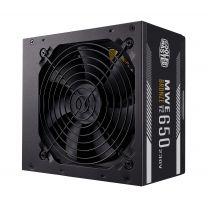 Coolermaster MWE 650 Bronze V2 230V 650W ATX Power Supply Unit Black