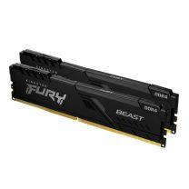 Kingston  Fury Beast 8GB 2x4 DDR4-2666 Memory Module
