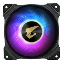 Gigabyte Arous 120 ARGB Universal Cooler 12 cm Black, White