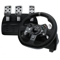 (Carton Damaged) Logitech G920 Driving Force Racing Wheel For Xbox One and PC