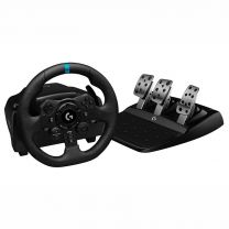 Logitech G923 TrueForce Sim Racing Wheel And Pedal For PC/PlayStation4
