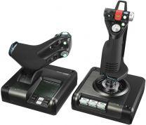 Logitech G X52 Pro H.O.T.A.S Flight Control System