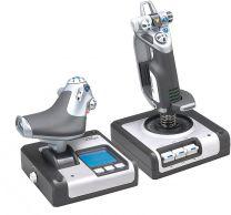 Logitech G X52 H.O.T.A.S Flight Control System