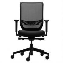 Ergotron WF Mesh Chair with Armrests 4-D (graphite black)