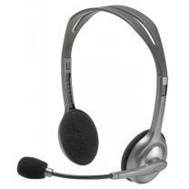 Logitech H110 Wired Stereo Headset