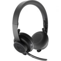 Logitech Zone Wireless Plus Headset with Mic