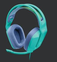 Logitech G335 Wired Gaming Headset - Mint