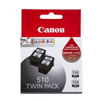 Canon PG510-TWIN Ink Twin Pack