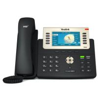 "Yealink SIP-T29G 6 Line IP Phone with 4.3"" Display, 2x Gigabit, USB and PoE"