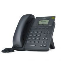 Yealink SIP-T19P E2 Entry Level 1 Line IP Phone with Dual 10/100 Ports and PoE Support