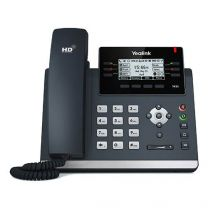"Yealink SIP-T42S 2.7""LCD 12 Line IP phone, USB2.0"