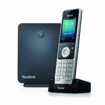 Yealink W60P Wireless High-performance DECT IP Phone (W60B & W56H)