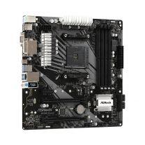ASRock B450M Pro4-F AM4 mATX Motherboard