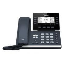 "Yealink SIP-T53W 3.7""LCD Gigabit 12 Line IP HD Business Phone with WIFI & BT"