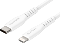 Blupeak 1.2m Apple MFi Certified USB-C to Lightning Cable - White
