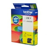 Brother LC23E Yellow Ink Cartridge