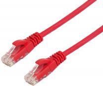 Blupeak 50cm CAT 6 UTP LAN Cable - Red