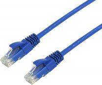 Blupeak 1m CAT 6A UTP LAN Cable - Blue