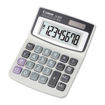 Canon LS82ZBL 8-Digit Dual-Power Calculator