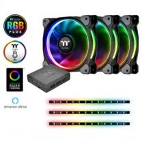 Thermaltake Riing Plus 12 RGB Radiator Fan Lumi Plus TT Premium Combo