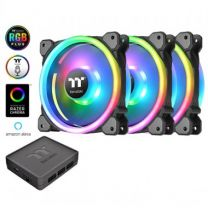 Thermaltake Riing Trio 14 RGB Radiator Fan Premium Edition (3-Fan Pack)