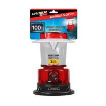 LifeGear 4AA Mini Glow Lantern