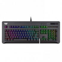 Thermaltake Level 20 GT RGB Cherry MX Gaming Keyboard - Silver