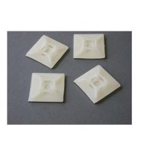 StarTech Self-adhesive Nylon Cable Tie Mounts - Pkg of 100