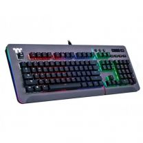 Thermaltake Level 20 RGB Titanium Edition Gaming Keyboard (Blue Switch)