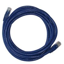 Shintaro Cat6 24 AWG Patch Lead Blue 2m