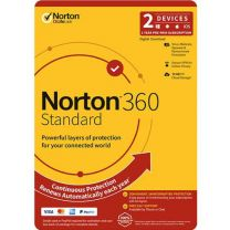 Norton 360 Standard 1 User 2 Device - OEM