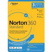 Symantec Norton N360 Standard 10GB 1U 3D 12Months