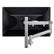 Atdec AWM Single Arm 400mm Grommet Clamp - Black