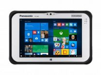 "Panasonic Toughbook FZ-M1 7"" Mk3 With 4GB RAM"