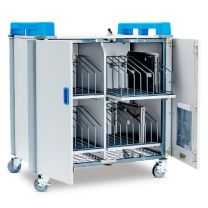 LapCabby 32-Device Vertical Mobile AC Trolley