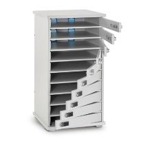 LapCabby Lyte 10 Multi Door AC Charging Locker
