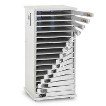 LapCabby Lyte 16 Multi Door AC Charging Locker