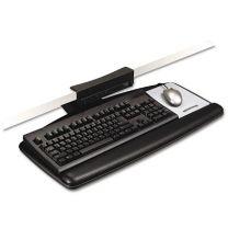 3M Tool Free Knob Adjust Keyboard Tray