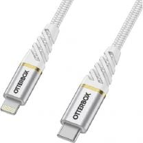 OtterBox USB-C to Lightning 2m Fast Mfi Cable WH