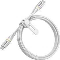 OtterBox USB-C-1m Fast Charge USB2.0/PD Cable White