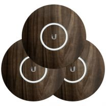 Ubiquiti UniFi NanoHD Hard Cover Skin Wood - 3 Pack