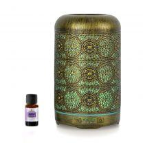 mbeat activiva Oil/Aroma Diffuser 260ml Gold
