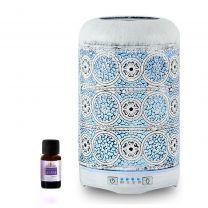 mbeat activiva Oil/ Aroma Diffuser 260ml White