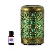 mbeat activiva Oil/Aroma Diffuser 100ml Gold