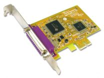 Konix PCI Express 1 Port Parallel Card